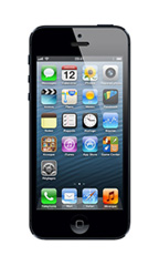 Téléphone Apple iPhone 5 Reconditionn� Noir