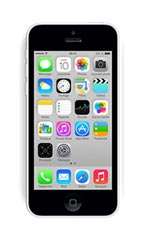 Téléphone Apple iPhone 5C 16Go Occasion Blanc