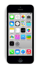Téléphone Apple iPhone 5C 16Go Reconditionné Blanc