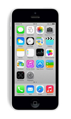 Téléphone Apple iPhone 5C 8Go Occasion Blanc