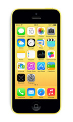 Téléphone Apple iPhone 5C 8Go Occasion Jaune