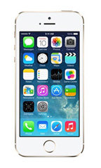 Téléphone Apple iPhone 5S 32Go Reconditionn�  Or