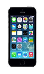 Apple iPhone 5S Gris Sidéral