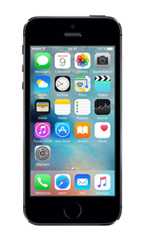 Téléphone Apple iPhone 5S 64Go Reconditionn� Gris Sid�ral