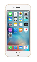 Téléphone Apple iPhone 6 16Go Occasion Or