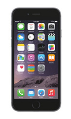 Téléphone Apple iPhone 6 Plus 128Go Reconditionn� Gris Sid�ral