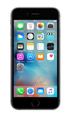 Smartphone Apple iPhone 6S 128Go Reconditionné Gris Sidéral