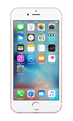 Smartphone Apple iPhone 6S 128Go Reconditionné Or Rose