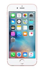 Téléphone Apple iPhone 6S 32Go Or Rose