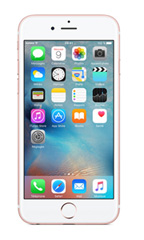 Téléphone Apple iPhone 6S 64Go Reconditionné Or Rose