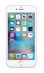 Téléphone Apple iPhone 6S Plus 128Go Reconditionné Or Rose