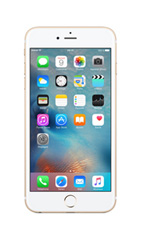 Téléphone Apple iPhone 6S Plus 64Go Or