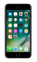 Smartphone Apple iPhone 7 Plus 128Go Noir de jais