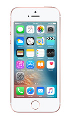 Smartphone Apple iPhone SE 32Go Or Rose