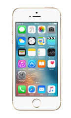Smartphone Apple iPhone SE Occasion  Or