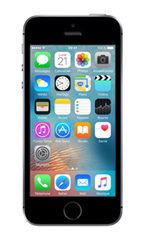 Téléphone Apple iPhone SE Reconditionn� Gris Sid�ral