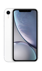 Apple iPhone Xr Blanc