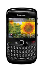 Smartphone BlackBerry Curve 8520 Black