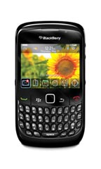 BlackBerry Curve 8520 Noir Occasion