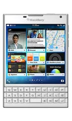 BlackBerry Passport Argent