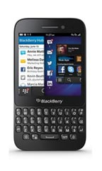 BlackBerry Q5 Noir