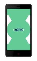 Smartphone Echo Smart Mini Noir