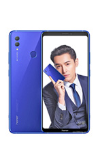 Honor Note 10 Bleu