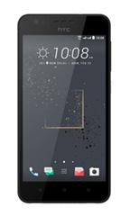 Smartphone HTC Desire 825 Anthracite et Or Remix