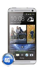 Smartphone HTC One Argent