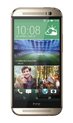 Smartphone HTC One M8 Reconditionné Or