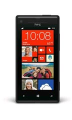 Téléphone HTC Windows Phone 8X Occasion Noir