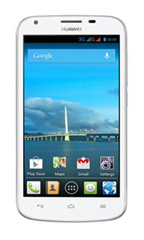 Smartphone Huawei Ascend Y600 Double SIM Blanc
