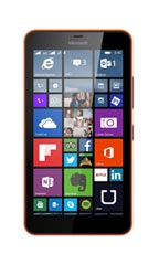 Microsoft Lumia 640 XL Orange