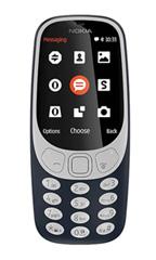 Nokia 3310 (2017) Noir