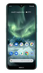Nokia 7.2 Vert Cyan