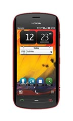 Nokia 808 PureView Rouge
