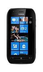Nokia Lumia 710 Noir