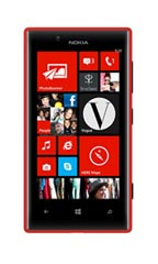 Nokia Lumia 720 Rouge