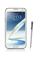 Smartphone Samsung Galaxy Note 2 16 Go Blanc Occasion