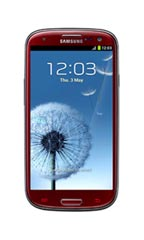 Samsung Galaxy S3 16 Go Occasion Rouge
