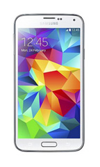Smartphone Samsung Galaxy S5 Reconditionné Blanc