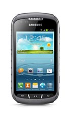 Samsung Galaxy Xcover 2 Noir