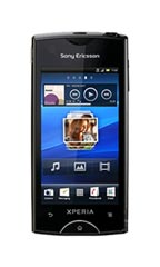 Smartphone Sony Ericsson Xperia Ray Noir Occasion