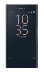 Sony Xperia X Compact Noir