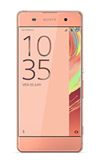 Smartphone Sony Xperia XA Occasion Or Rose