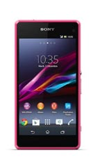 Smartphone Sony Xperia Z1 Compact Rose