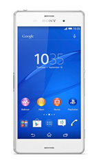 Smartphone Sony Xperia Z3 Compact Reconditionné Blanc