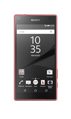 Smartphone Sony Xperia Z5 Compact Corail