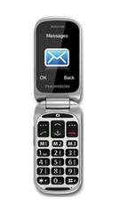 Mobile Thomson Serea 65 Blanc