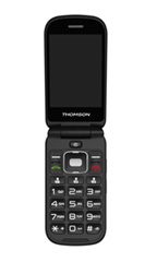 Mobile Thomson Serea 75  Noir